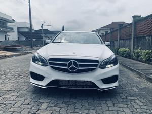 Mercedes-Benz E350 2014 White | Cars for sale in Lagos State, Lekki