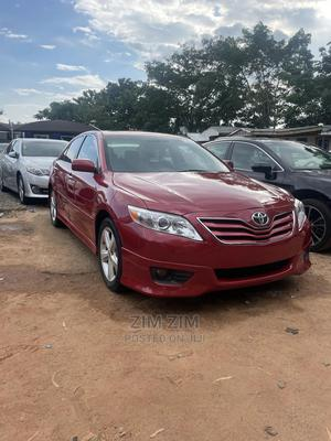 Toyota Camry 2011 Red | Cars for sale in Abuja (FCT) State, Central Business Dis