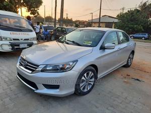 Honda Accord 2013 Silver | Cars for sale in Lagos State, Amuwo-Odofin