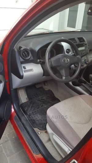 Toyota RAV4 2008 Limited V6 Red | Cars for sale in Lagos State, Lekki