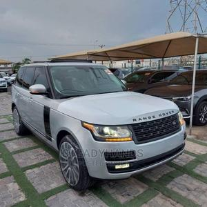 Land Rover Range Rover Vogue 2013 Silver   Cars for sale in Lagos State, Lekki