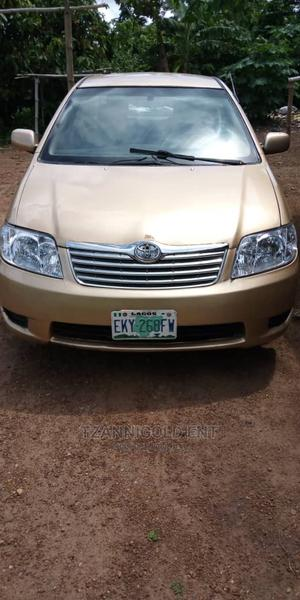 Toyota Corolla 2007 Gold   Cars for sale in Ondo State, Akure