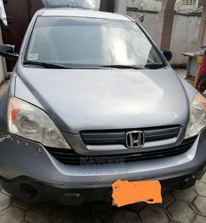 Honda CR-V 2007 EX 4WD Automatic Blue   Cars for sale in Lagos State, Alimosho