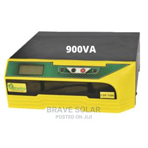 900va Pure Sine Wave Inverter With   Solar Energy for sale in Lagos State, Ikeja