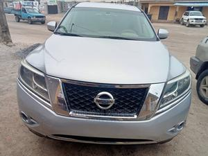 Nissan Pathfinder 2015 Silver   Cars for sale in Lagos State, Ajah
