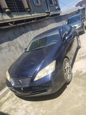 Lexus ES 2008 350 Blue   Cars for sale in Lagos State, Ajah