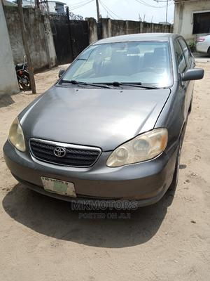 Toyota Corolla 2006 CE Gray | Cars for sale in Lagos State, Ajah