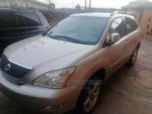 Lexus RX 2005 330 Gold | Cars for sale in Lagos State, Abule Egba