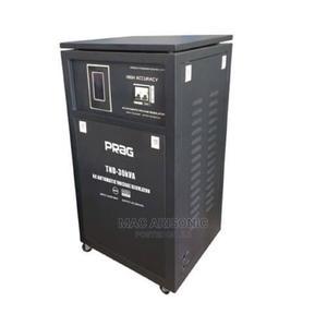 30kva Single Phase PRAG Stabilizer   Electrical Equipment for sale in Lagos State, Lagos Island (Eko)