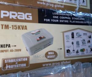 15kva Wallmount PRAG Stabilizer | Electrical Equipment for sale in Lagos State, Lagos Island (Eko)
