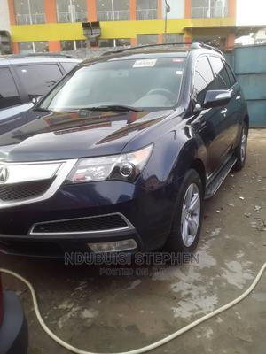 Acura MDX 2011 Black | Cars for sale in Lagos State, Ikeja