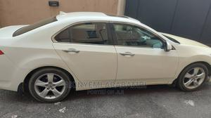 Acura TSX 2009 Automatic White   Cars for sale in Lagos State, Ikeja