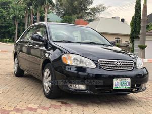 Toyota Corolla 2005 LE Black | Cars for sale in Abuja (FCT) State, Gwarinpa