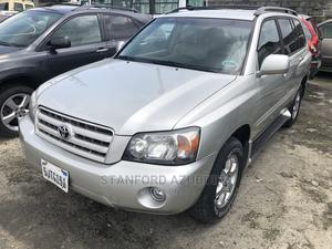 Toyota Highlander 2006 Silver   Cars for sale in Rivers State, Port-Harcourt