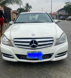 Mercedes-Benz C300 2009 White | Cars for sale in Lagos State, Magodo