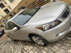 Honda Accord 2008 Silver | Cars for sale in Abuja (FCT) State, Guzape District
