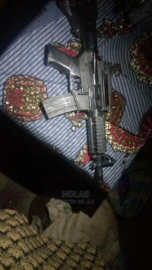 Black Toy Gun   Toys for sale in Lagos State, Lagos Island (Eko)