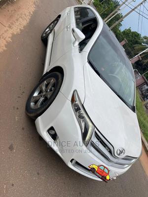 Toyota Venza 2011 V6 White   Cars for sale in Delta State, Aniocha North