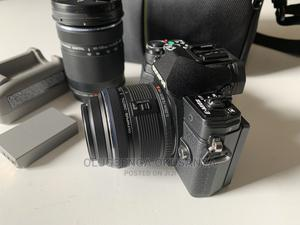 4K Olympus OM-D E10 Markiii With Full Kits   Photo & Video Cameras for sale in Lagos State, Ogba