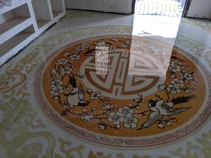 Beautiful 3D Epoxy Installation for Floors and Walls | Building & Trades Services for sale in Delta State, Oshimili South