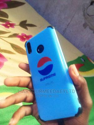 Huawei Y9 2019 Dual SIM 64 GB Blue | Mobile Phones for sale in Lagos State, Ifako-Ijaiye