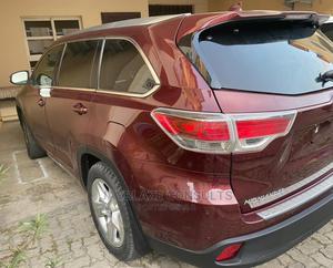 Toyota Highlander 2017 Red | Cars for sale in Lagos State, Lekki