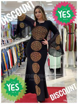 Ladies Quality Turkey Long Dress | Clothing for sale in Lagos State, Ikeja