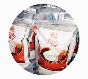 1kg Cassava Flour(Fufu) | Feeds, Supplements & Seeds for sale in Lagos State, Ipaja