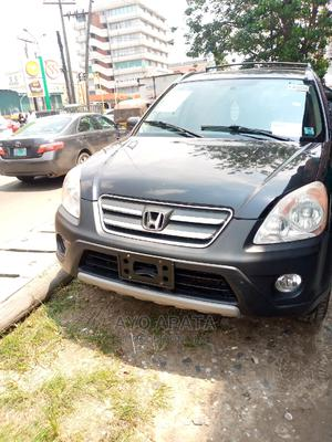 Honda CR-V 2006 2.0i LS Automatic Black | Cars for sale in Lagos State, Yaba