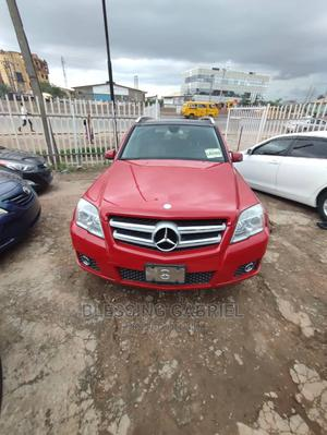 Mercedes-Benz GLK-Class 2010 350 4MATIC Red   Cars for sale in Lagos State, Abule Egba