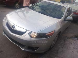 Acura TSX 2009 Automatic Silver   Cars for sale in Lagos State, Ikeja