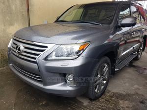 Lexus LX 2014 570 AWD Gray   Cars for sale in Lagos State, Amuwo-Odofin
