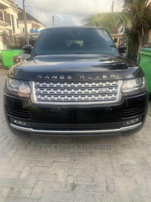 Land Rover Range Rover 2015 Black   Cars for sale in Lagos State, Lekki