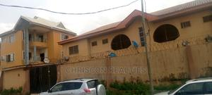 Furnished 3bdrm Block of Flats in New Oko Oba, Agege for Sale | Houses & Apartments For Sale for sale in Lagos State, Agege