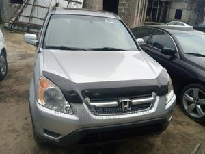 Honda CR-V 2002 2.0i ES Automatic Silver | Cars for sale in Rivers State, Port-Harcourt