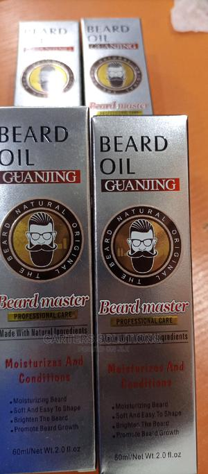 Guanjing Mens Oil   Hair Beauty for sale in Rivers State, Port-Harcourt
