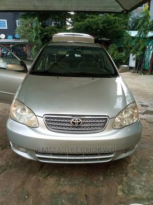 Toyota Corolla 2004 1.4 D Automatic Gray   Cars for sale in Rivers State, Port-Harcourt