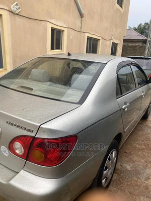 Toyota Corolla 2003 Silver | Cars for sale in Oyo State, Ibadan