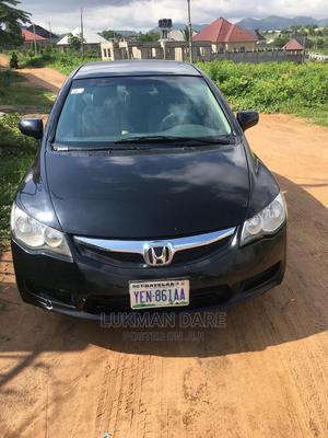 Honda Civic 2009 1.8 Black | Cars for sale in Abuja (FCT) State, Kuje