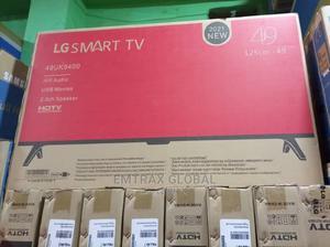 Original LG LED 49inch Television | TV & DVD Equipment for sale in Lagos State, Lagos Island (Eko)