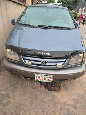 Toyota Sienna 2002 XLE Blue   Cars for sale in Anambra State, Onitsha
