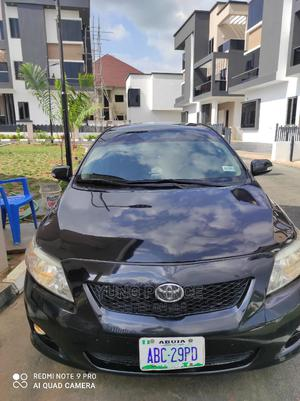 Toyota Corolla 2009 Black | Cars for sale in Abuja (FCT) State, Gwarinpa