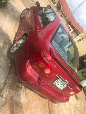 Toyota Corolla 2003 Liftback Red | Cars for sale in Ekiti State, Ado Ekiti