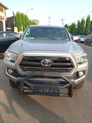 Toyota Tacoma 2019 SR5 Silver | Cars for sale in Abuja (FCT) State, Asokoro