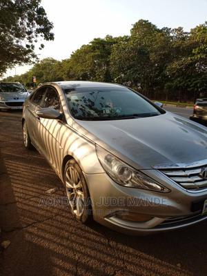 Hyundai Sonata 2011 Silver | Cars for sale in Abuja (FCT) State, Wuse
