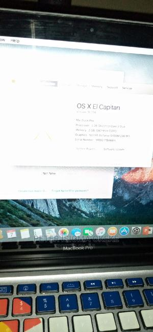 Laptop Apple MacBook Pro 4GB Intel Core I5 HDD 750GB   Laptops & Computers for sale in Edo State, Benin City