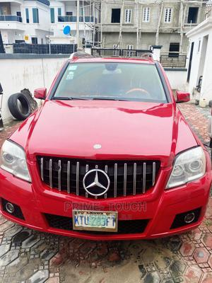 Mercedes-Benz GLK-Class 2011 350 Red   Cars for sale in Lagos State, Surulere