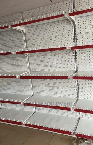 Single Side Supermarket Shelf   Store Equipment for sale in Jigawa State, Dutse-Jigawa