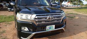 Toyota Land Cruiser Prado 2008 Black | Cars for sale in Abuja (FCT) State, Lokogoma