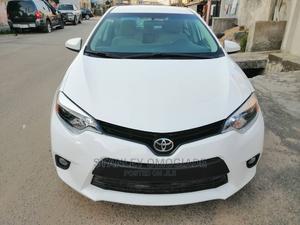 Toyota Corolla 2016 White | Cars for sale in Lagos State, Yaba